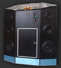 Stojací jukebox